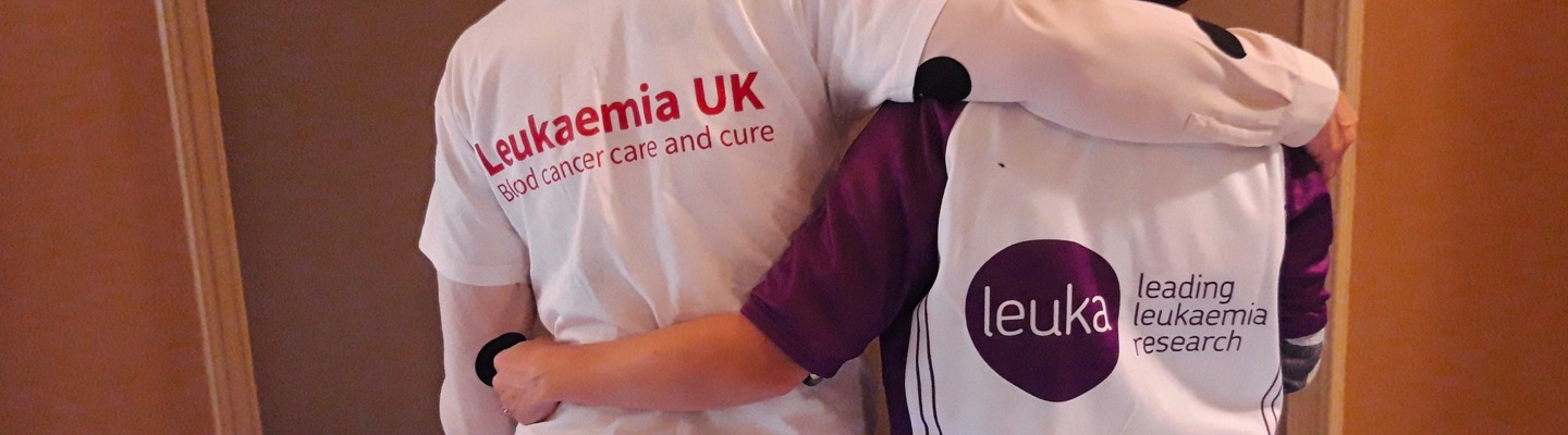 Leukaemia UK and Leuka have merged