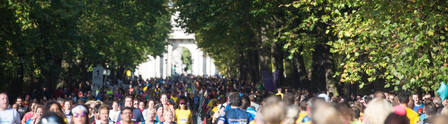 Royal Parks Half Marathon: October 2021