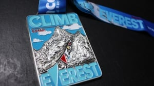 Virtual Event - The Everest Challenge