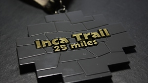 Virtual Race - Inca Trail